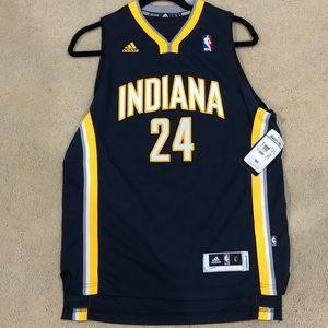 Paul George Indiana Pacer Jersey Sz L